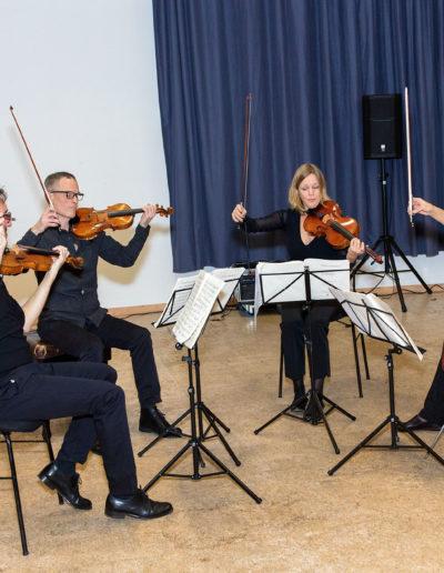 Adamello Quartett des DSO Berlin